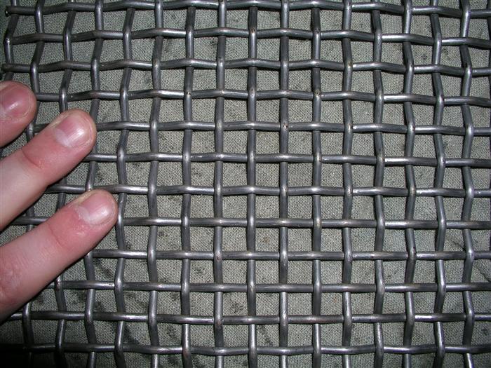 Mild Steel Wire Mesh - Dupont Wire Ltd.
